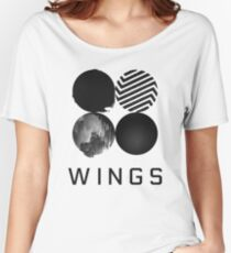 BTS Wings 2 Women's Relaxed Fit T-Shirt