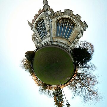 Small Planets - Hitchin, St Mary's Church by TommyOne