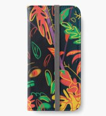 Flor iPhone Wallet