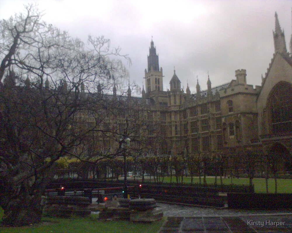 Houses of Parliament by Kirsty Harper