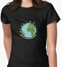March for Science Earth  T-Shirt