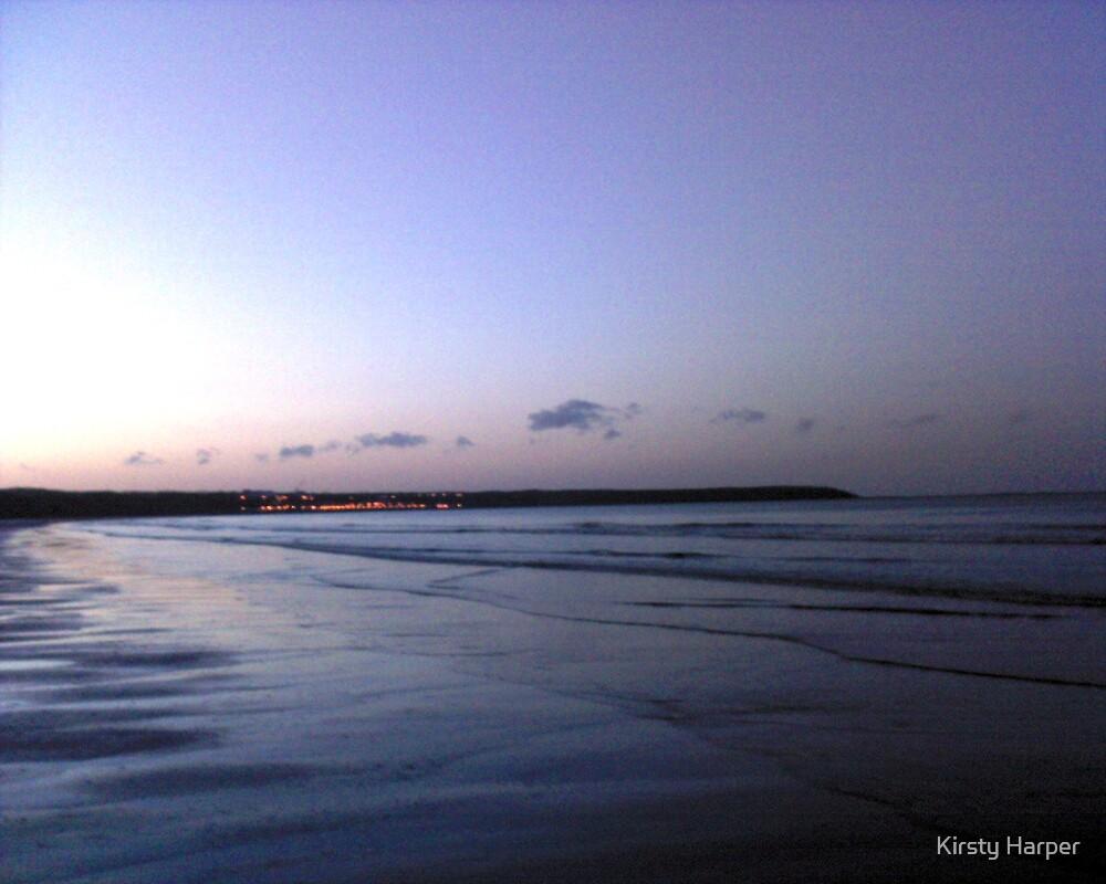 Filey Bay by Kirsty Harper