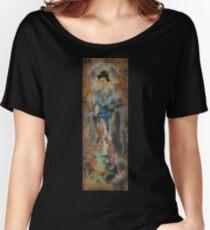 Kuan Yin  Women's Relaxed Fit T-Shirt