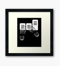 Pedals - Cars Framed Print