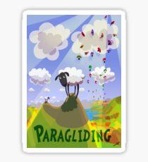 Cumulus Sheep Sticker