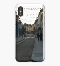 Stroll Along the Streets of Clonakilty iPhone Case/Skin