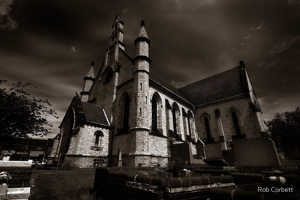 Salvation lies Inside... by Rob Corbett