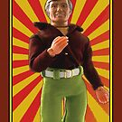PlaidStallions Brick Mantooth Doll by PlaidStallions