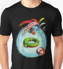 Paragliding in the French Alps Unisex T-Shirt