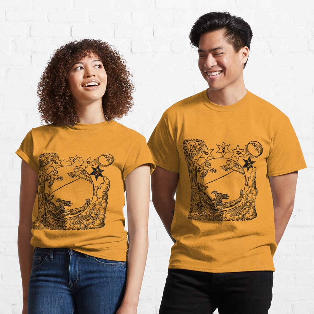 The Philosopher  Classic T-Shirt