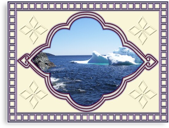 Iceberg-2...at the beach by rog99
