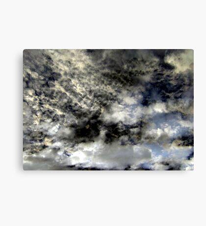 Good Morning Beautiful Canvas Print