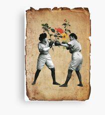 Boxers Canvas Print