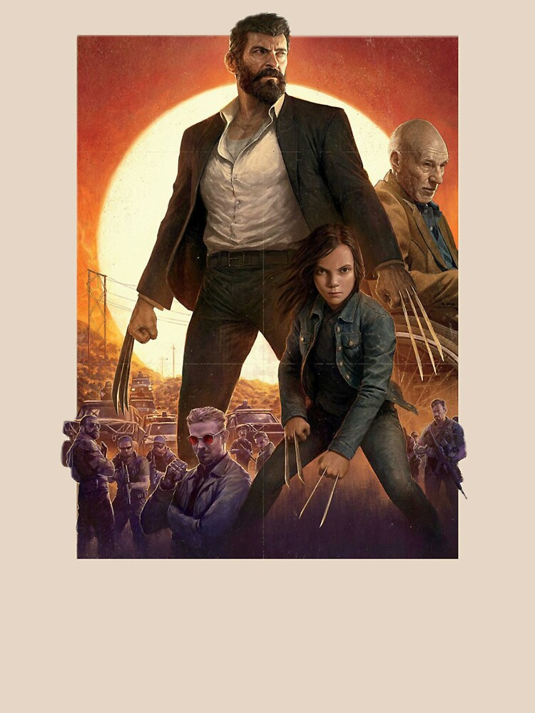 Logan Movie | Unisex T-Shirt