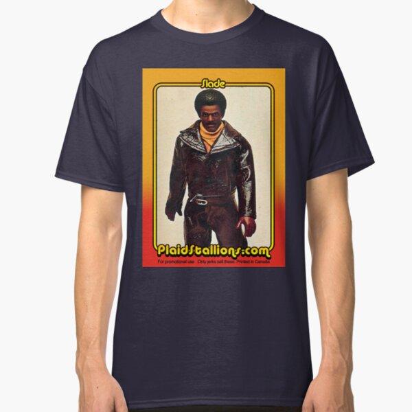 Shindana Slade Action Figure Classic T-Shirt