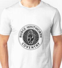 Don't trudge it, Rudge it Unisex T-Shirt