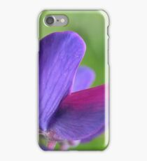 Purple Lupin Close Up iPhone Case/Skin