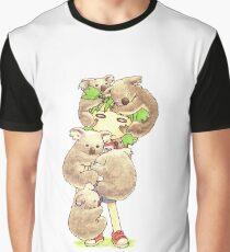 Yotsuba 1 Graphic T-Shirt