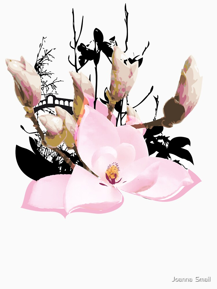 Magnolia by JoannaSmail