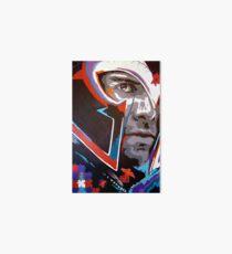 X-Men First Class Magneto Art Board