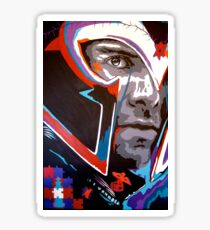 X-Men First Class Magneto Sticker