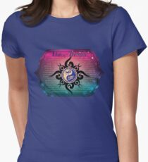 East West Astrology Aries-Dragon Women's Fitted T-Shirt