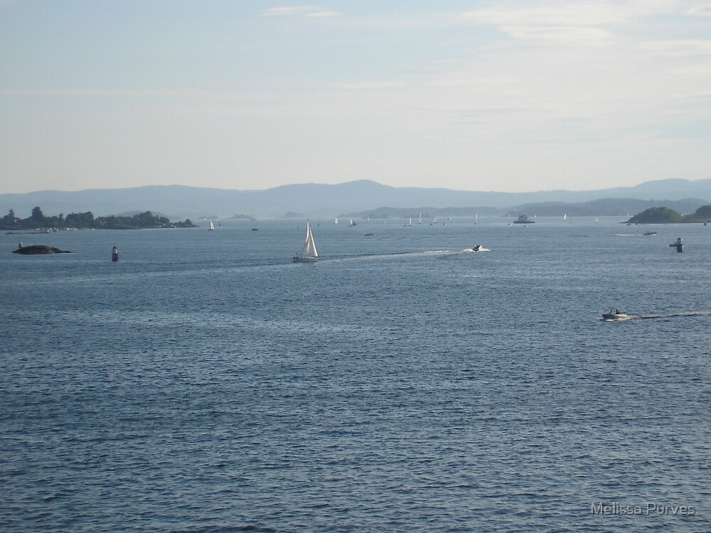 Oslo Waters by Melissa Purves
