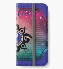 East West Astrology Aries-Goat iPhone Wallet/Case/Skin