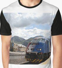 Utah Commuter Rail Graphic T-Shirt