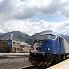 Utah Commuter Rail by subwaymark
