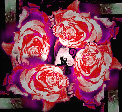 roses 4 u  by kristy  kenning