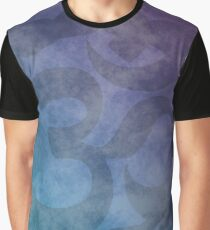 Abstract Om Symbol Graphic T-Shirt