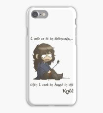 An Arrow in the Knee iPhone Case/Skin