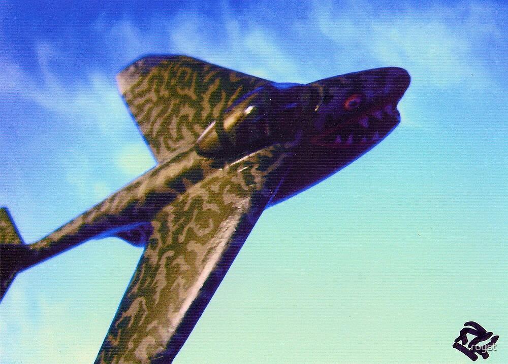 Sky predator by royst