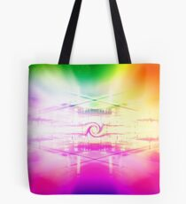 Fusion Reactor Tote Bag