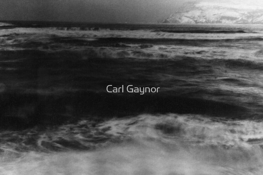 North Winter Sea  by Carl Gaynor