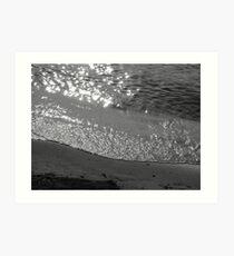 Ebbing Tides Art Print