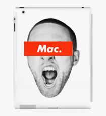 Mac Miller GO:OD AM x Supreme iPad Case/Skin