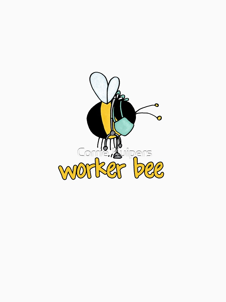 Worker Bee - nurse/medical by cfkaatje