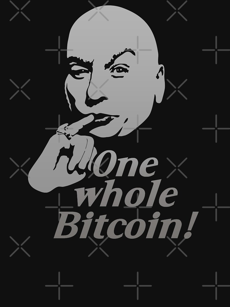 One Whole Bitcoin! by lucidhouse
