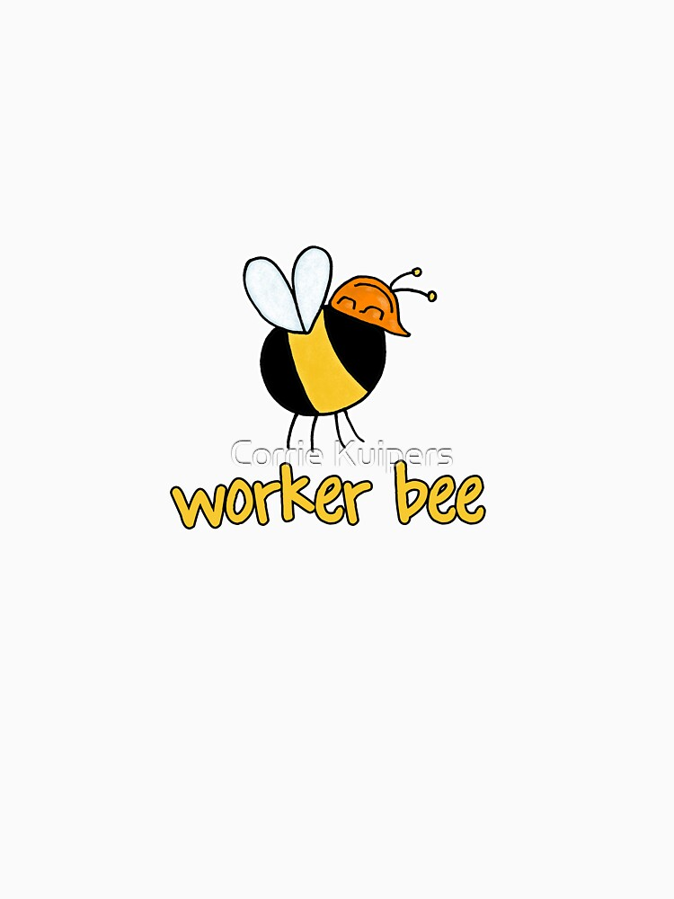 Worker Bee - builder/construction by cfkaatje