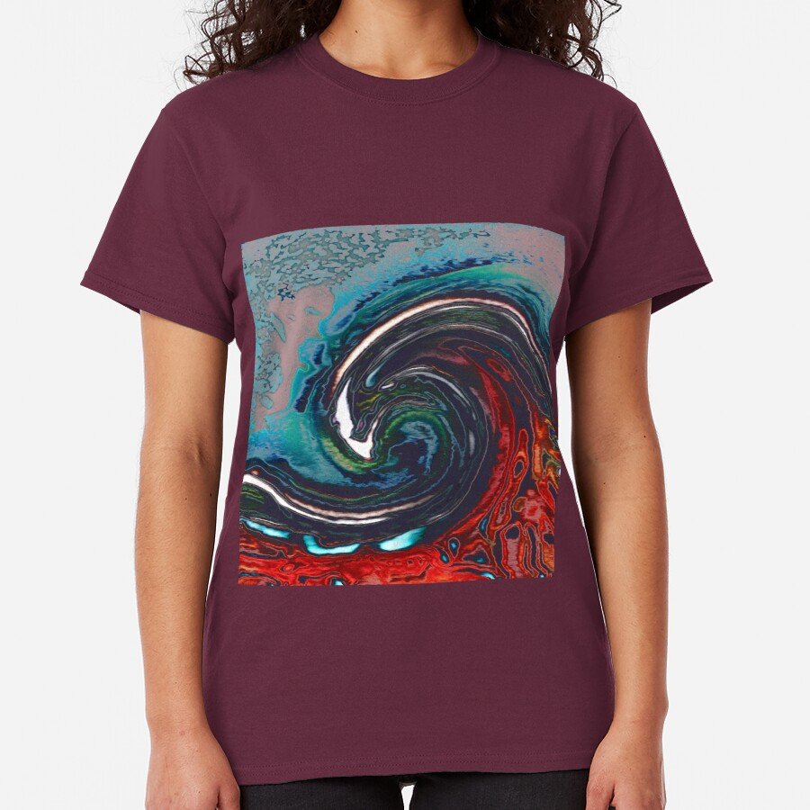 Wave 9 Classic T-Shirt