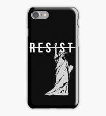 Lady Liberty Resist iPhone Case/Skin