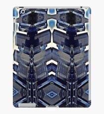 Commuter Blue iPad Case/Skin
