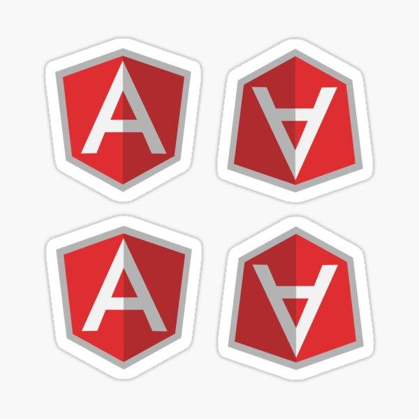 Angular Sticker
