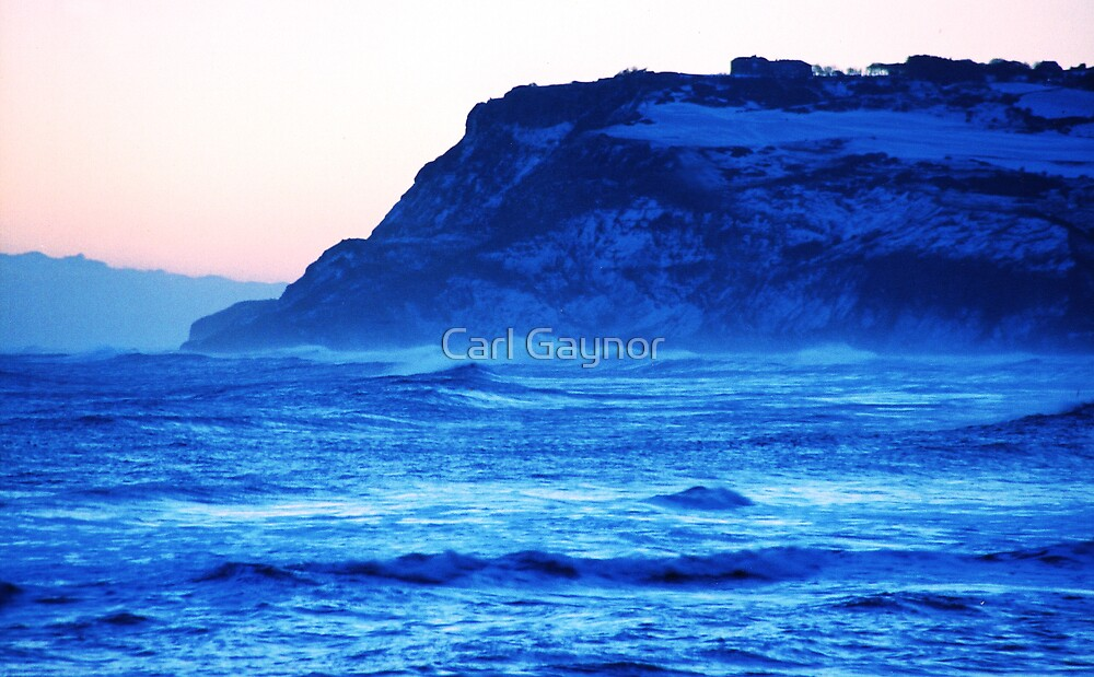 Winter Blue  by Carl Gaynor