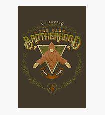 Dark Brotherhood Valenwood Photographic Print