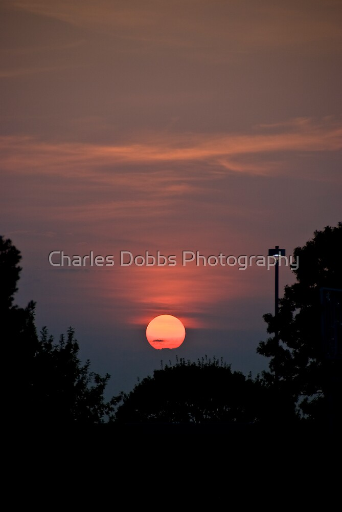 Here Comes The Sun by Charles Dobbs Photography