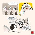 Flouncy Bear 2 by Panda And Polar Bear