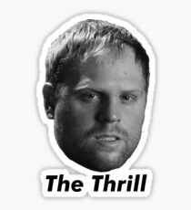 Phil the Thrill Kessel Sticker